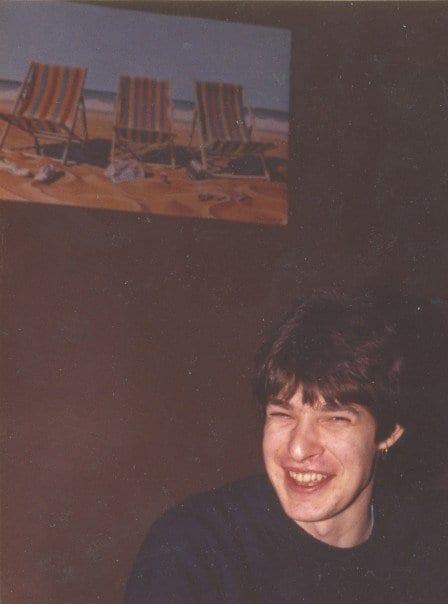 1983.02.00 FS83 8a leicester, filbert street - derek (spanked) - photo by self